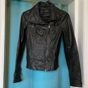 Allsaints Belvedere biker jacket. UK 6/ US 2.
